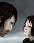 Arya and the Hound