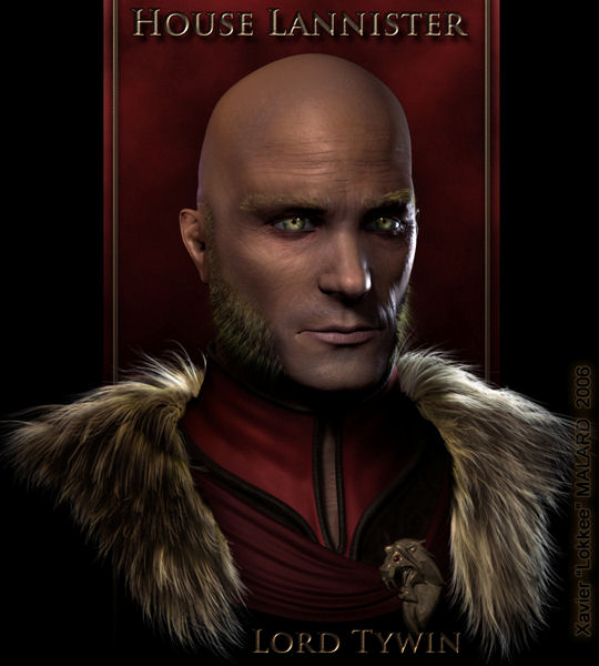 Tywin by Xavier