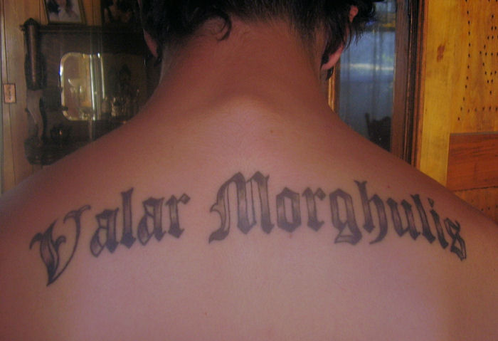 All Men Must Tat