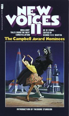 <i>New Voices II: The Campbell Award Nominees</i>, Jove Paperback 1979 (US),