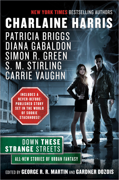 <i>Down These Strange Streets</i>, Ace HC, 2011,