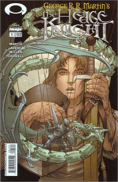 Image Comics, Issue 1 <br />Cover B, August 2003 (US),