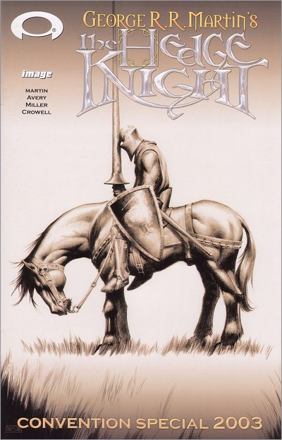 Image Comics, Issue 1 <br />Convention Special cover, August 2003 (US),