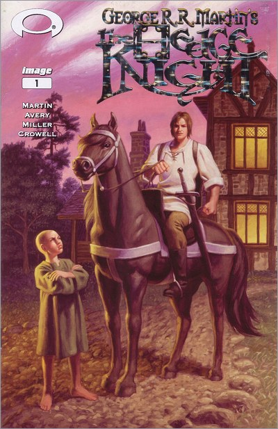 Image Comics, Issue 1 <br />Incentive cover, <br />August 2003 (US),