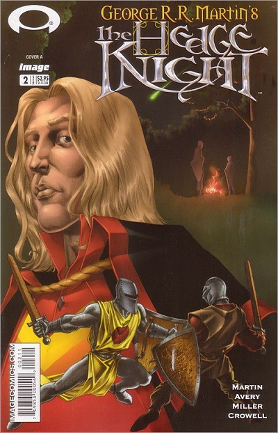 Image Comics, Issue 2 <br />Cover A, <br />September 2003 (US),