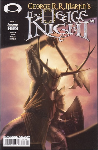 Image Comics, Issue 3 <br />Cover A, October 2003 (US),