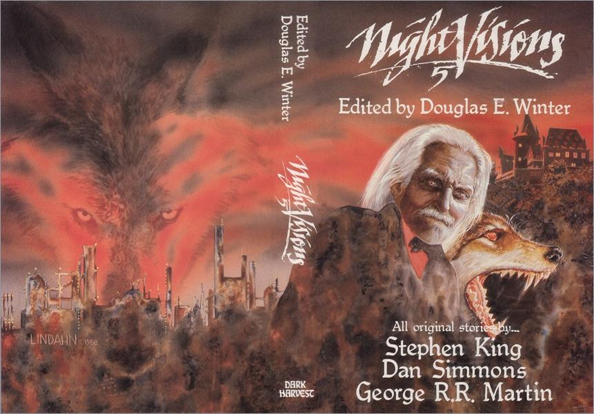 Dark Harvest <br/>Hardcover (USA), 1988,