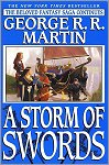 A STORM OF SWORDS PAPERBACK RELEASED