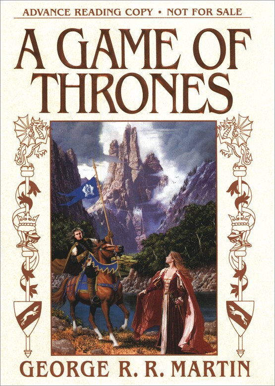 Game Of Thrones A Song Of Ice And Fire Book One George R R