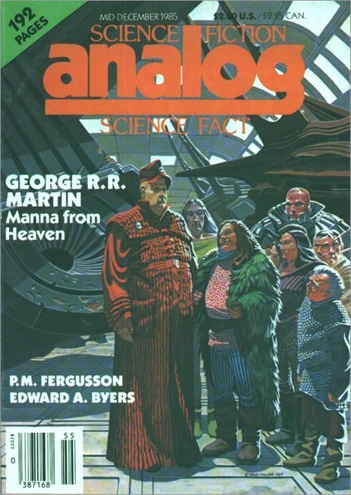 <i>Analog</i>, Mid-December 1985