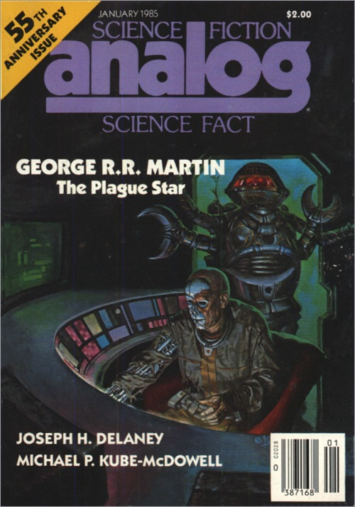 <i>Analog</i>, January 1985
