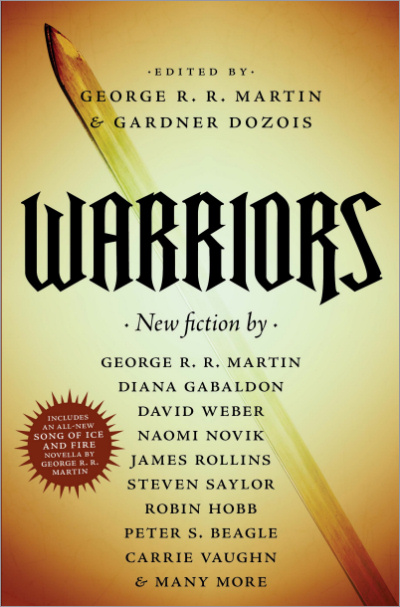 <i>Warriors</i>: Tor HC (US), 2010,