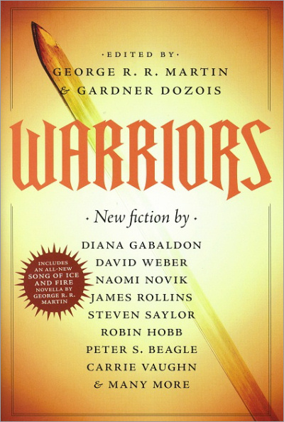 <i>Warriors</i>: English Book Club Edition, Tor HC (US), 2010,