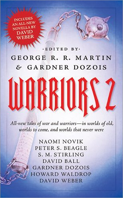 <i>Warriors 2</i>: Vol. II of 3, Tor PB (US), 2011,