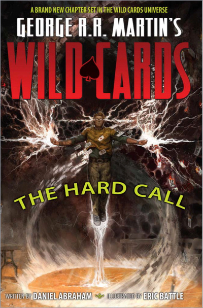 <i>The Hard Call</i> (Hardcover), <br />Dynamite Entertainment <br>2011 (US),