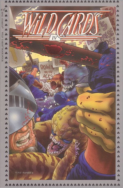 <i>#4</i>, Epic Comics <br>1990 (US)