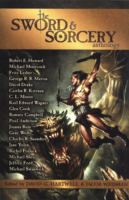 <i>The Path of the Dragon</i><br />The Sword and Sorcery Anthology (US) 2012,