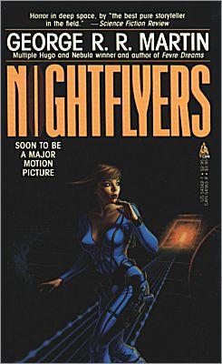 <i>Nightflyers</i>,<br />Tor Paperback 1985,