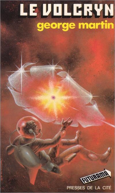 <i>Nightflyers</i>,<br />Presses de la Cité <br />Paperback 1982