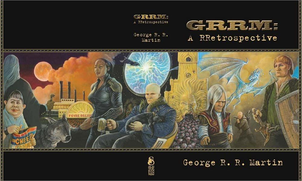 <i>GRRM: A RRetrospective</i>, <br /> Subterranean HC 2003 (US)