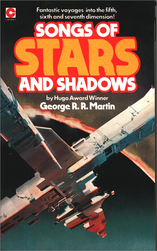 <i>Songs of Stars and Shadows</i>, Coronet Paperback <br / >1981 (UK),