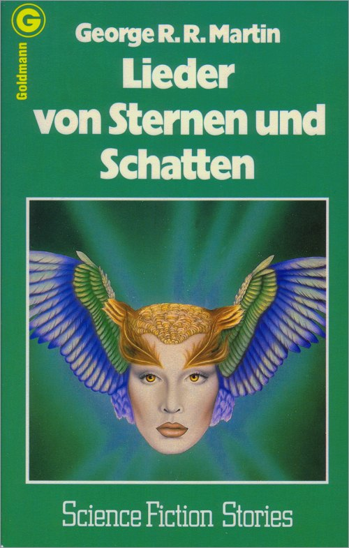 <i>Songs of Stars and Shadows</i>,<br />Goldman Verlag München, 1979