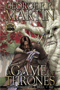 A GAME OF THRONES PREMIERE ISSUE RELEASED