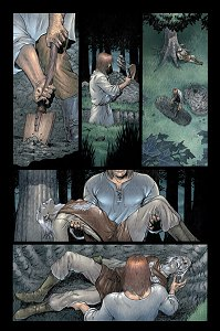 HEDGE KNIGHT COMIC NOW AVAILABLE FOR PREORDERS
