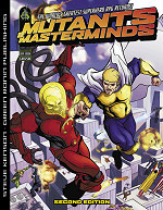 MUTANTS & MASTERMINDS MEETS WILD CARDS
