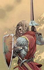 THE SWORN SWORD COMES TO COMICS