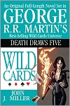 NEW WILD CARDS BOOK SCHEDULED FOR JANUARY