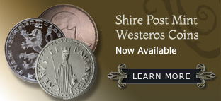Shire Post Mint Westeros Coins