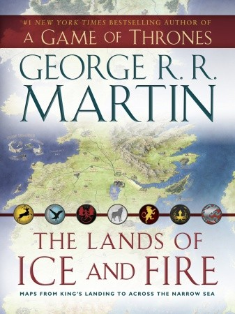 The Lands of Ice and Fire (Map Set)