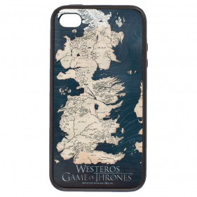 Game of Thrones Westeros Map Phone Case