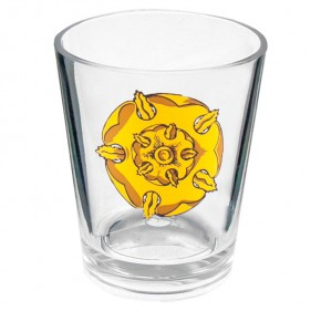Game of Thrones House Tyrell Shot Glass