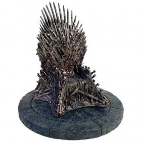 Game of Thrones Iron Throne Replica Statue [14 inches]