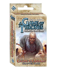 A Game of Thrones: The Card Game – Calling the Banners (Chapter Pack)