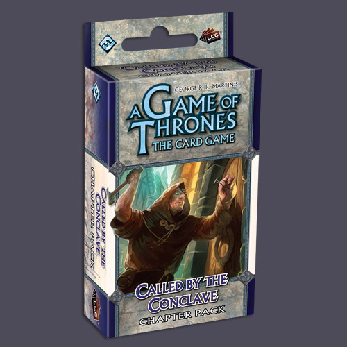 A Game of Thrones: The Card Game – Called by the Conclave (Chapter Pack)