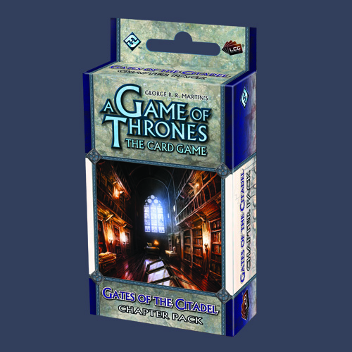 A Game of Thrones: The Card Game – Gates of the Citadel (Chapter Pack)