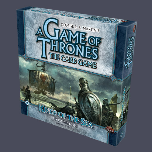 A Game of Thrones: The Card Game – Kings of the Sea Expansion (60)