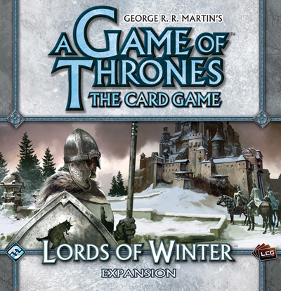 A Game of Thrones: The Card Game – Lords of Winter