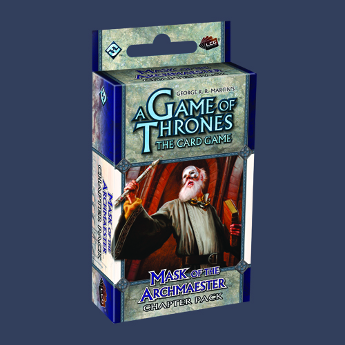 A Game of Thrones: The Card Game – Mask of the Archmaester (Chapter Pack)