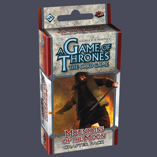 A Game of Thrones: The Card Game – Mountains of the Moon (Chapter Pack)