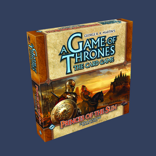 A Game of Thrones: The Card Game – Princes of the Sun Revised