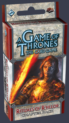 A Game of Thrones: The Card Game – Rituals of R'hllor (Chapter Pack)