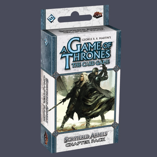 A Game of Thrones: The Card Game – Scattered Armies (Chapter Pack)