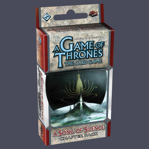 A Game of Thrones: The Card Game – A Song of Silence (Chapter Pack)