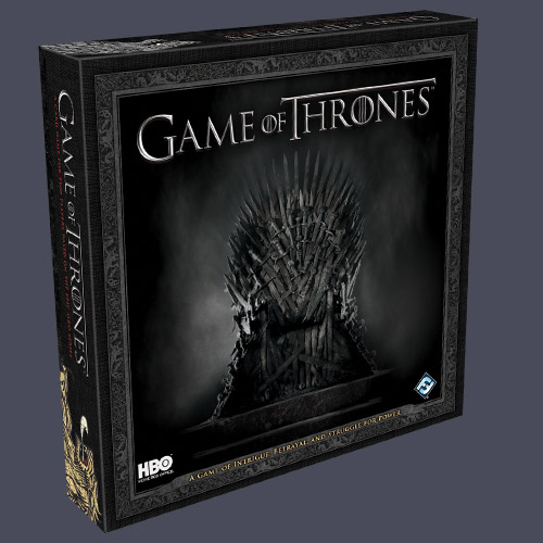 HBO Game of Thrones Card Game