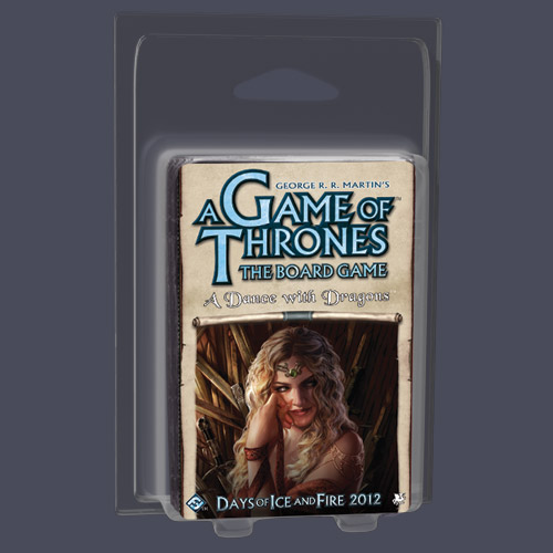 A Game of Thrones: The Board Game — A Dance with Dragons (Print on Demand Scenario)