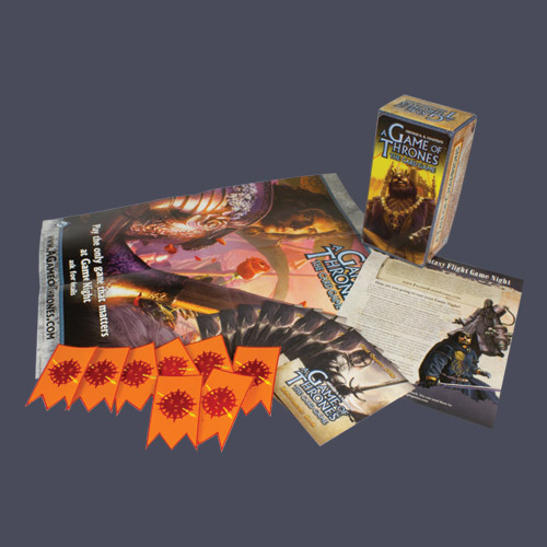 A Game of Thrones: The Card Game — Game Night Kit (Q1 2012)